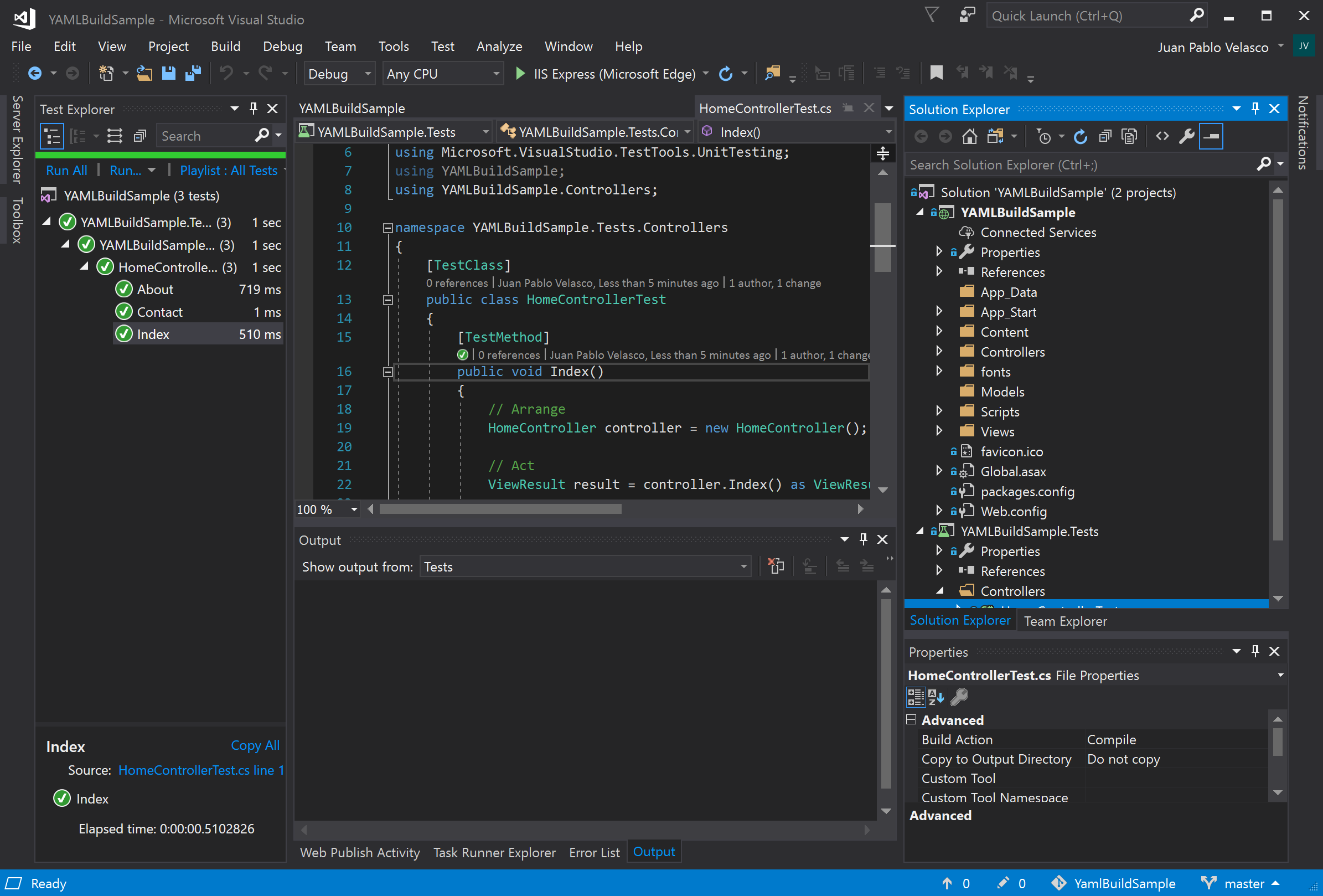 Build ASP NET Framework Apps With Azure Pipelines