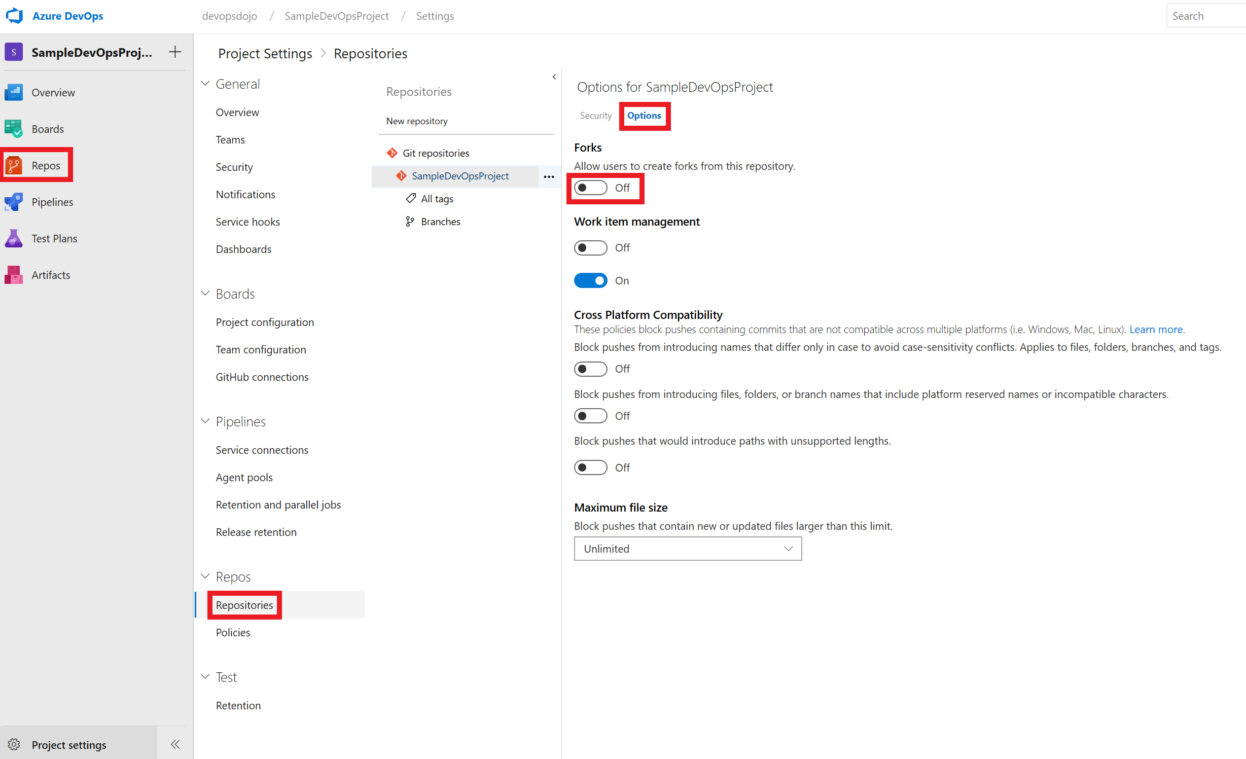 Best Practices For Setting Up Azure DevOps Projects With Git